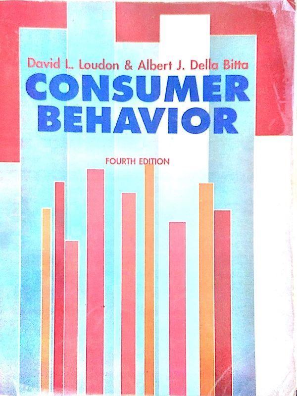 Consumer Behavior Book