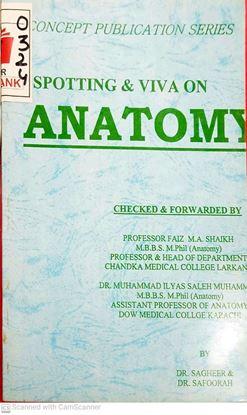 Picture of Spotting & Viva On Anatomy